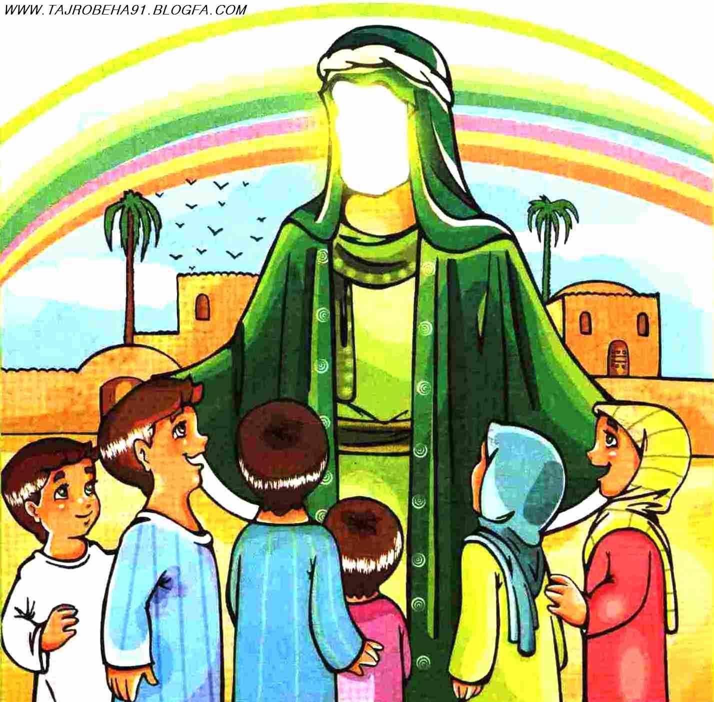 شعر کودکانه مذهبی 12 امام