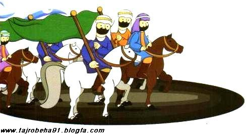 ابزار تدریس قصه سوره نصر